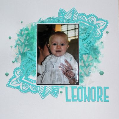 """Page """"Léonore"""""""