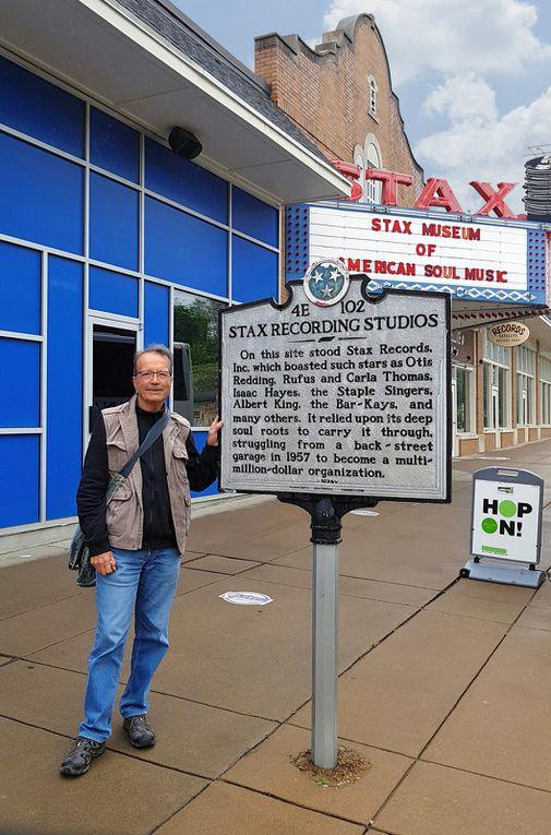 Diaporama : Lui au Stax Museum