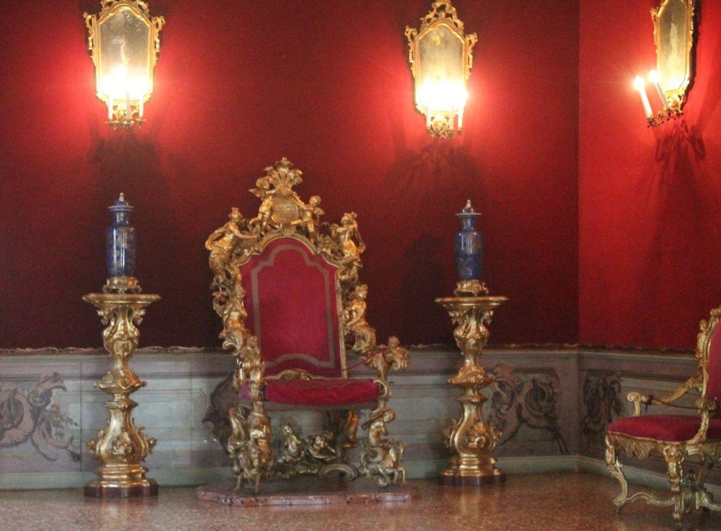 4 - La basilique Saint-Marc, le palais des Doges ... et le palais Rezzonico