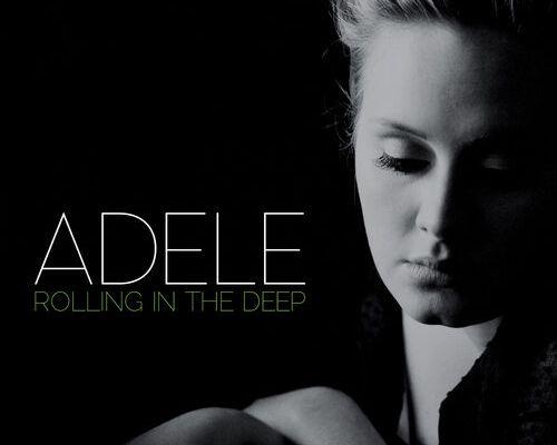Nouveau coup de coeur : Adele / Rolling In The...