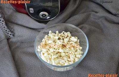 POPCORN NATURE AU COOKEO