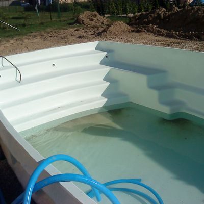 Installation piscine