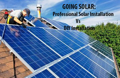 Professional Solar Installation Vs DIY: Which One Is Better in Gauteng?