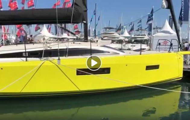 Directs Grand Pavois – Le RM 1180, grande vedette du chantier Fora Marine