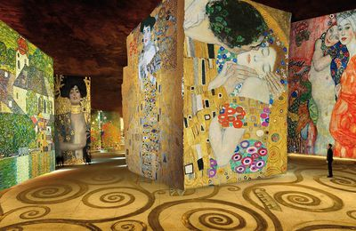 l'Atelier des Lumières, the first digital art center in Paris