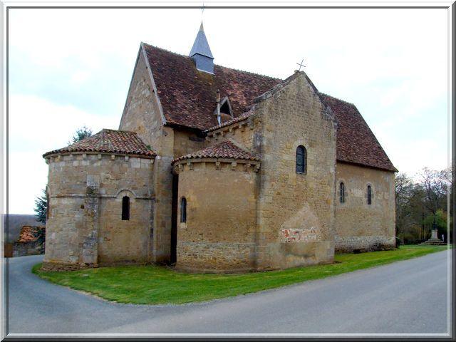 Diaporama des 2 châteaux de Montlevicq