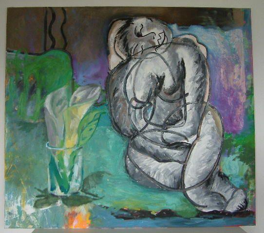 Cette galerie est consacrée à des peintures à l'huile sur toile. Se sont des copies ou des créations.     Retour / Home