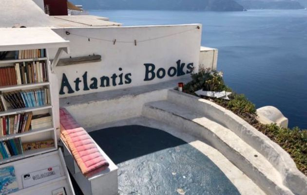 ATLANTIS BOOK SHOP