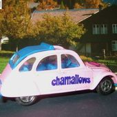 CITROEN 2CV 6 BONBONS CHAMALLOW NOREV 1/43 2CV6 - car-collector.net