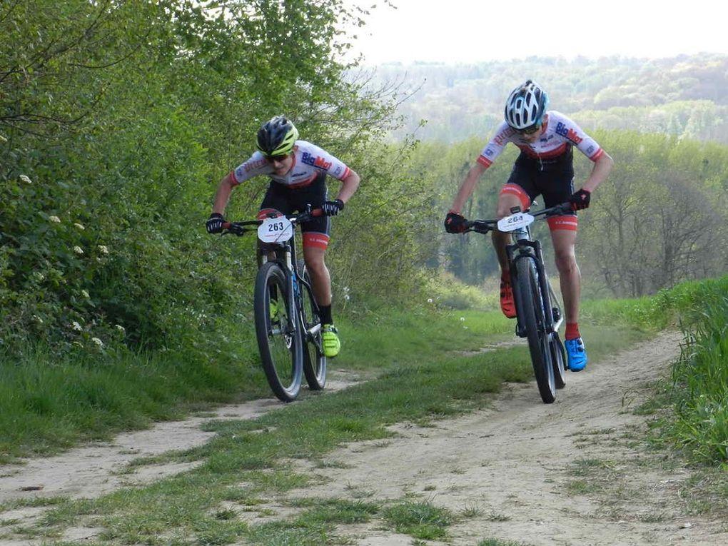 Championnat Régional VTT Ufolep à Lassigny