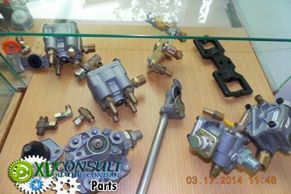 1/ Pieces Circuit Freinage Semi Remorques Import Export Chine Afrique  - Moyen Orient - Semi Trailers Spare Parts Brakes China
