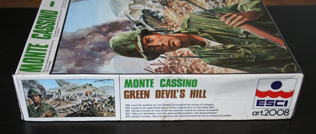 Album - esci 2008 - Cassino - Green Devil's Hill