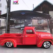 52 CHEVY TRUCK - CHEVROLET PICK-UP 1952 HOT WHEELS 1/64 - car-collector.net