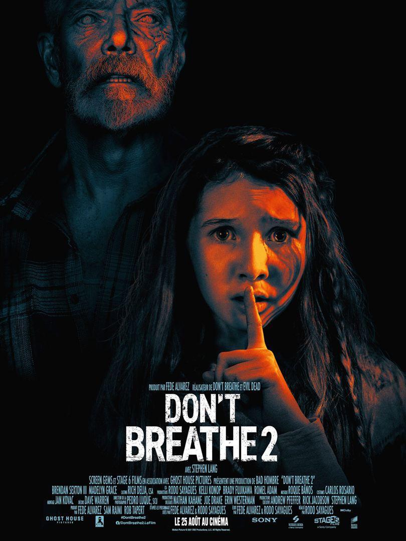 Don't Breathe 2 (BANDE-ANNONCE) avec Stephen Lang, Brendan Sexton III, Madelyn Grace - Au cinéma le 25 août 2021