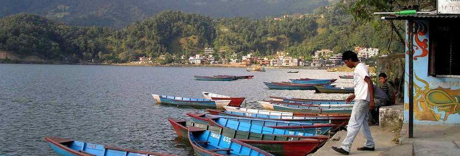 POKHARA (Népal)