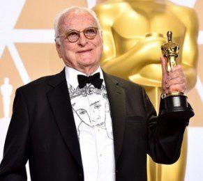 L'auteur-réalisateur James Ivory enfin oscarisé à 89 ans