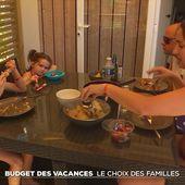 Budget des vacances : le choix des familles - Le Journal du week-end | TF1