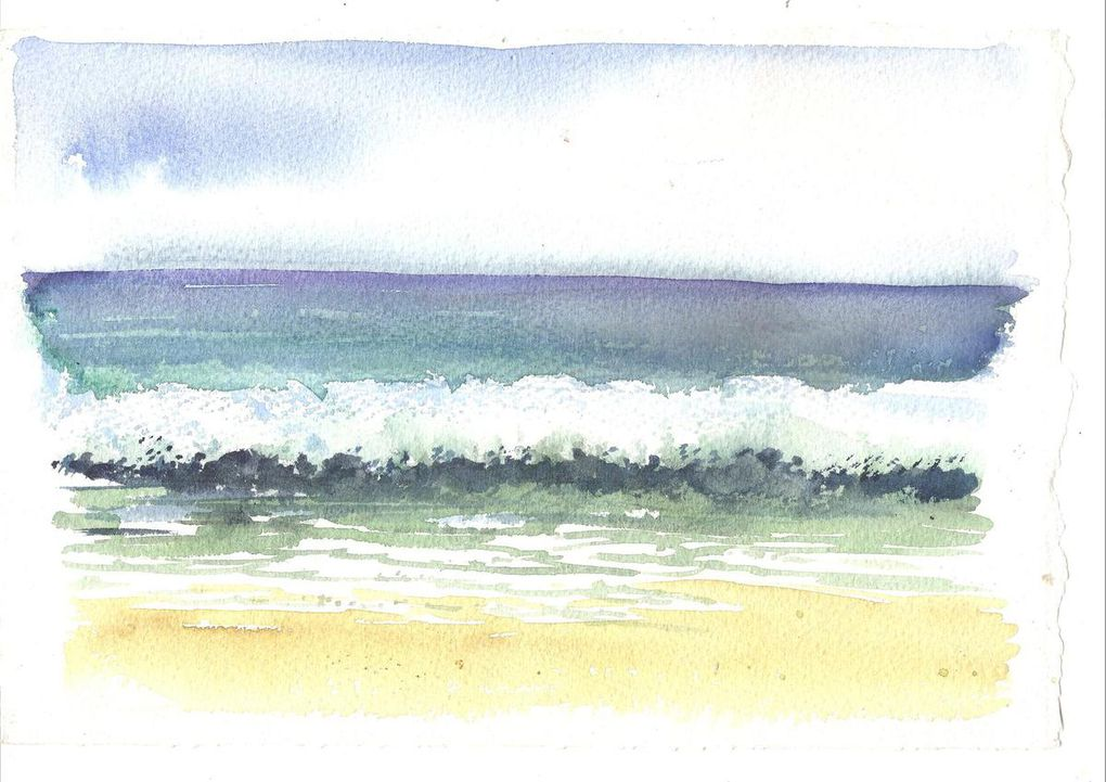 Album - Aquarelles