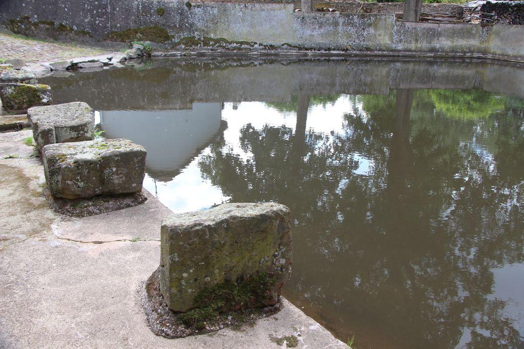 Lavoir et bain aux chevaux de Dachstein