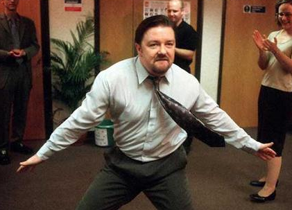 Série Express : Ricky Gervais à The Office, Hathaway dans Glee