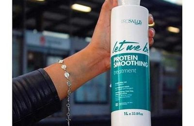 Discover the Beauty of Hair with Brazilian Protein LET ME BE