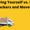Is Moving without Packers and Movers Safe?