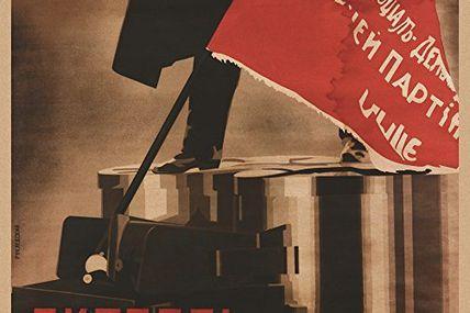 Projection-débat sur la Révolution russe le 20 octobre