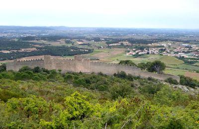 randonnée à Montpeyroux : le lit du  Joncas et le  castellas