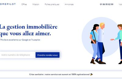 Start-up : Homepilot lève 2,6 millions d'euros pour transformer la gestion locative