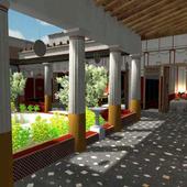 Des chercheurs ont reconstitué en 3D une maison de Pompéi