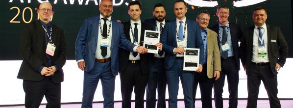 FREQUENTIS, Qantas and Smart4Aviation win IHS Janes Technology award for innovative route optimising flight planning platform