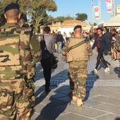 Montpellier (34) : un militaire Sentinelle blessé de trois coups de couteau par un réfugié albanais