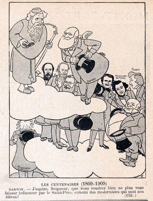 Quelques caricatures de Dieu