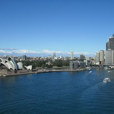 Sydney & The end of the Road