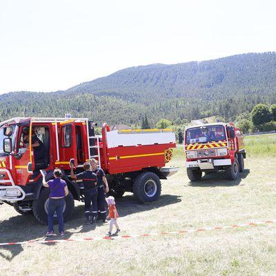 HelloAsso le lien pour le don aux pompiers de St Andre les Alpes pour le calendrier