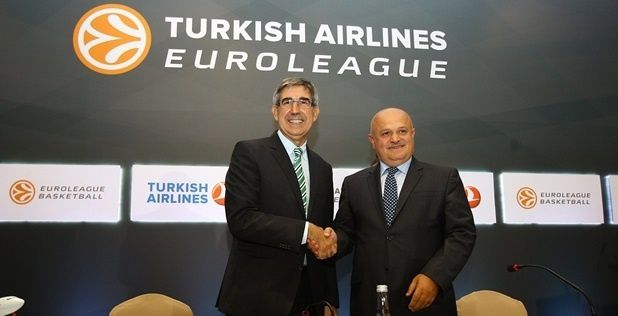 Turkish Airlines, Euroleague Basketball cement partnership through 2020