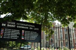 Rénovation du lycée International de Saint-Germain-en-Laye : mise en place par la Région Ile-de-France en 2012 d'un schéma directeur
