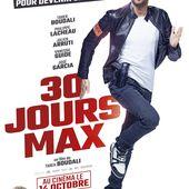 Bande-annonce de la comédie 30 jours max, de et avec Tarek Boudali. - Leblogtvnews.com