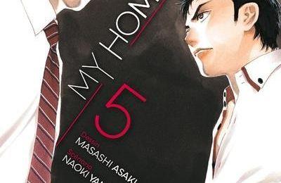 My home hero - Tome 5. Masashi Asaki et Naoko Yamakawa - 2019 (Manga)