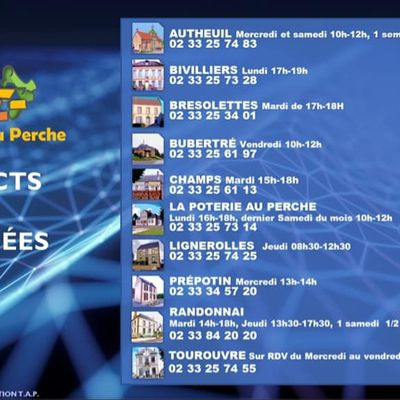 CONTACTS MAIRIES DELEGUEES