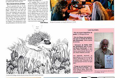 REVUE de PRESSE - Haute Saintonge 09-07-2021