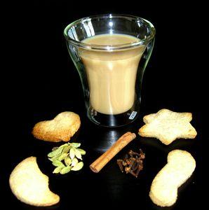 Thé aux épices Massala Chaï