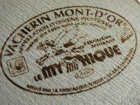 Vacherin Mont d'Or au Four
