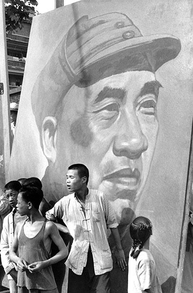 Henri-Cartier Bresson, Chine 1948 - 1958