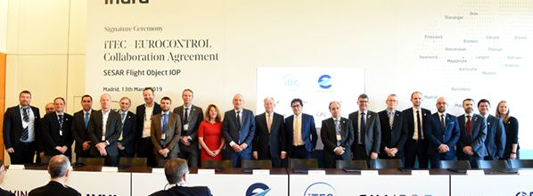 iTEC members and EUROCONTROL continue to grow their partnership in the joint development of interoperability capabilities essential for the Single European Sky