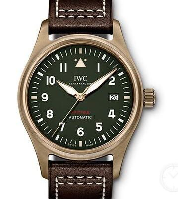 IWC Pilot's Automatic Spitfire Watch IW326802