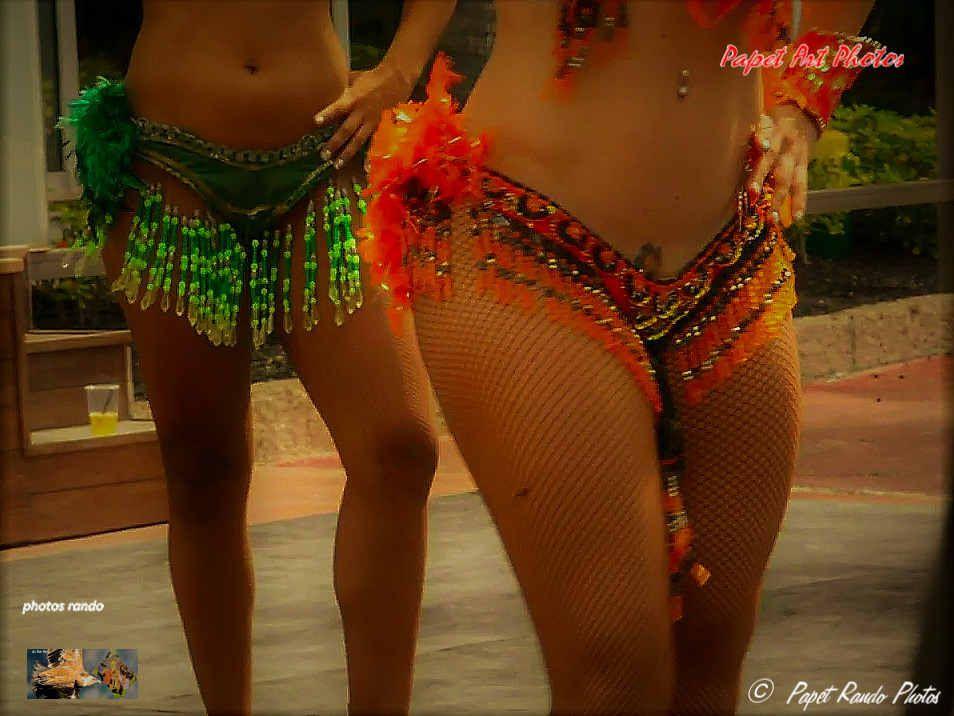 Groupe Bresil, connu a Tenerife ( suivi pendant plus de 10 ans  La Danse un Art