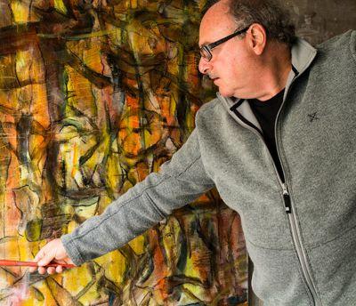 le blog de Pierre Lesc, artiste peintre
