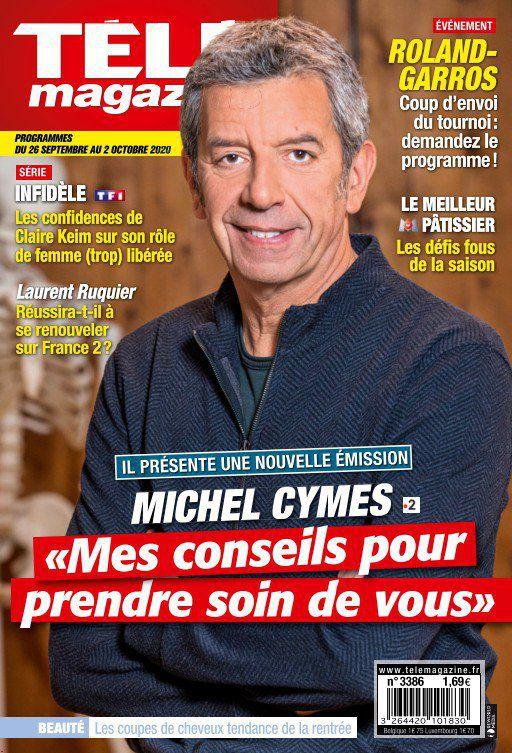 La une des revues TV ce lundi : Bertrand-Kamal, PBLV, Alessandra Sublet…