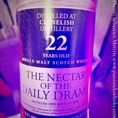 Clynelish 22Y Daily Drams 2018 - Passion du Whisky